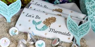 mermaid baby shower let s be mermaids baby shower theme bigdotofhappiness