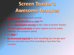Screen Toaster Ppt Screen Toaster Powerpoint Presentation Id 2489793