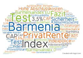 rentenversicherung mit indexbeteiligung indexpartizipation test barmenia privatrente index vorsorgekagne