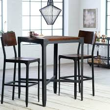 Espresso Bistro Table High Top Bistro Table And Chairs Chair Black Pub Table And 4