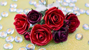roses valentines day realistic paper roses tutorial diy idea for s