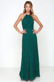 bariano melissa dress dark green dress maxi dress 228 00