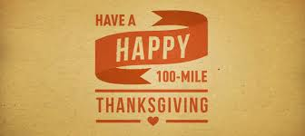 how to a 100 mile thanksgiving sustainable america