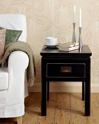 Small Side Table by Furniture Home Mirrored Side Table Living Room Modern Elegant
