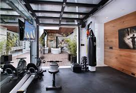 Home Gym by Cool Home Gym Equipment Ideas
