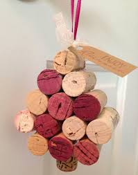our hobby house retirement wine cork ornaments