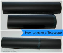kids craft how to make a telescope mom it forward check out
