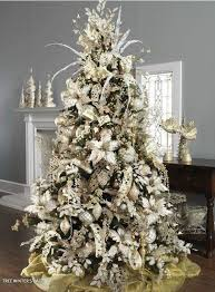 White Christmas Decorations For A Tree by 664 Best Christmas Tree Ideas Images On Pinterest Xmas Trees