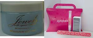 Scrub Viva mica jewels collection aqua exfoliating scrub with a viva