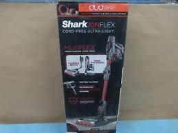 shark ionflex 2x duoclean cordless ultra light vacuum if252 shark ionflex duoclean cordless ultra light vacuum ic205 new
