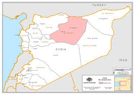 Syria In World Map by As Pro Regime Forces Near Victory In Syria What Is The U S Goal