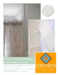 benjamin moore u0027s horizon and chantilly lace for this bathroom