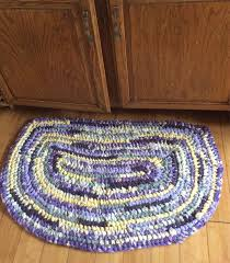 Kitchen Rag Rugs Washable 60 Best Our Toothbrush Knotted Amish Rag Rugs Images On Pinterest