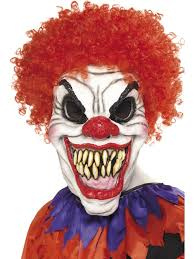 Scary Halloween Clown Costumes Creepy Clowns Google Reminds