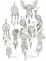 items similar to dreamcatcher drawing 8x10 pen and ink print on