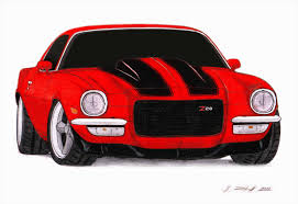 muscle cars coloring pages pin cuda colouring on pinterest teen