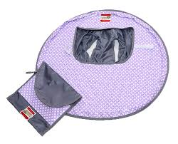 neatnik saucer high chair cover and placemat all in one
