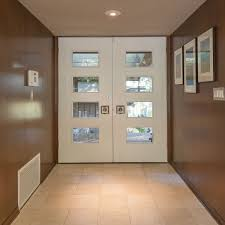 Modern Exterior Doors by Perfect Modern Front Door Knob Brushed Nickel For Amazing Carnegie