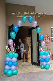 Diy Barney Decorations Super Easy Balloon Arch Diy Tutorial For Single Balloon Arch Here