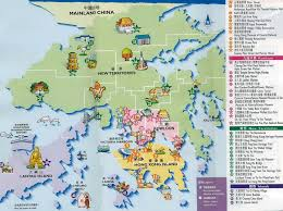 Zhuhai China Map by Shenzhen Map Tourist Attractions New Zone