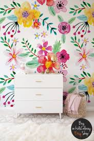 non permanent wall paper best 25 floral wallpapers ideas on pinterest wallpaper dresser