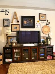 Pottery Barn Gallery In A Box Best 25 Decorating Around Tv Ideas On Pinterest Tv Wall Decor
