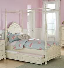 Painted Wall Paneling by Bedroom Furniture White Comfy Teenage Bedroom Classic Canopy Bed