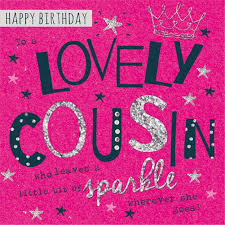cousin birthday card happy birthday cousin quotes birthday cuz wishes images