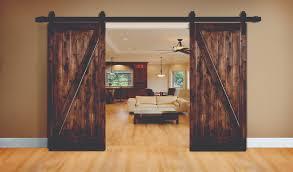Knotty Pine Interior Doors El El Wood Products Premium Barn Doors Knotty Pine Interior Barn
