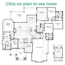 Patio Homes Floor Plans Ravenna Plan