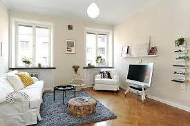 Ideas For Decorating A Small Apartment Small Apartment Living Apartment Living Room Design Amazing Small