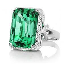 green gemstone rings images Rings jpg