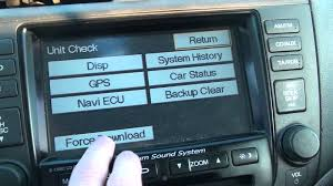 honda crv 2005 sat nav replacement u2013 hondacarz us
