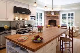 kitchen fireplace ideas traditional kitchen with a beautiful corner fireplace 17 kitchen