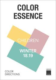 color essence children winter 18 19 colours styling color essence children winter 18 19 colours styling forecasts