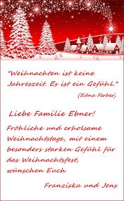 sprüche weihnachtskarten weihnachtswünsche mit weihnachtssprüchen als vorlage