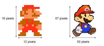 pixel puzzle video game characters today