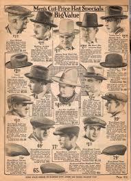 1920s mens hats great gatsby era hat styles haberdashery 1920s