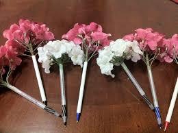 la sirena vintage treasures adorable diy flower pens