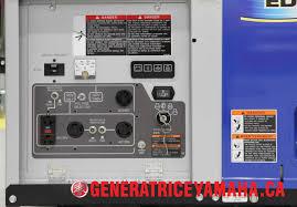 yamaha generator diesel 7000 watts edl7000sde yamaha