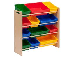 stunning kids storage shelves with bins design home interior