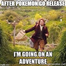 Adventure Meme - going on an adventure meme generator imgflip