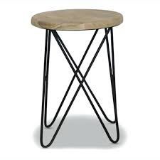 Rustic Side Tables Living Room Rustic Side Table Or Stool Loft Furniture Rustic Side Table