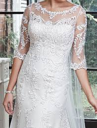 plus size wedding dress sleeves plus size wedding dresses and gowns maggie sottero