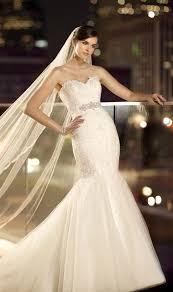 aisle style stunning mermaid wedding dresses wedding party by