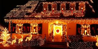 christmas houses christmas decorated houses bm furnititure