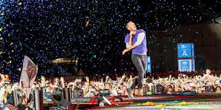 coldplay personnel how to have an adventure of a lifetime at coldplay s first concert