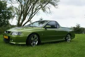 vauxhall vxr8 ute possibly the world u0027s only left hand drive holden ute up for grabs