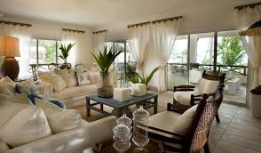 awesome tropical living room decor for interior designing house