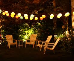 Hanging Patio Lights by How To Plan And Hang Patio Lights U2013 Lux Lifestyle